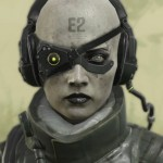メタルギア5 感想23 『女スカルズが色々とヤバイ』