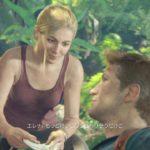 アンチャーテッド4 感想22話 『ネイトとエレナ。愛の物語』