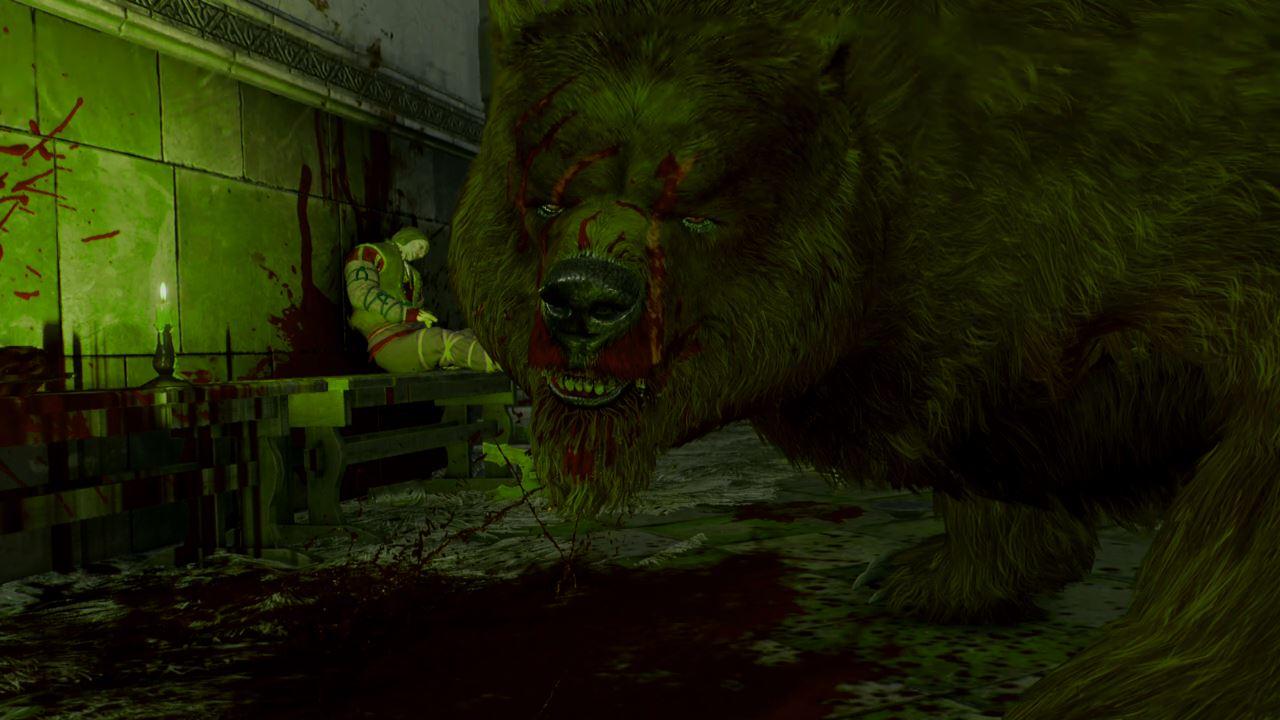 ウィッチャー 3 狼 の 皮 を かぶっ て