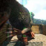ARK 感想11話 『テリジノサウルス捕獲大作戦 前編』