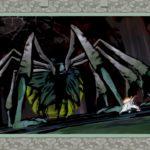 大神 感想21話 『VS女郎蜘蛛』
